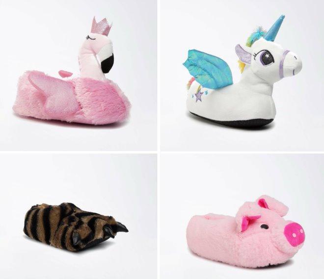 Home&Relax dámské a dívčí zvířecí papuče plameňák, unicorn... od CCC obuv