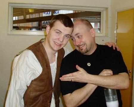 Jag och Lars